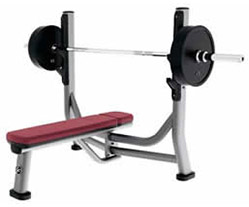 Signature Serisi Olympic Flat Bench